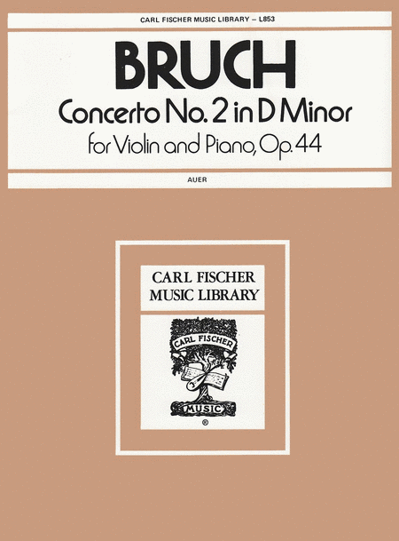 Concerto No. 2 in D Minor, Op. 44