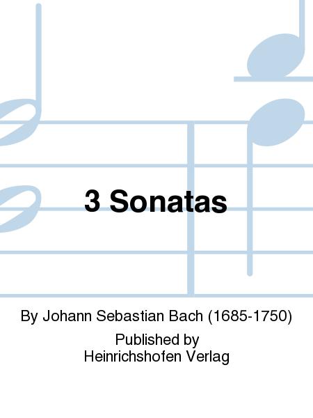3 Sonatas