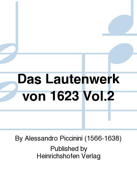 Das Lautenwerk von 1623 Vol. 2