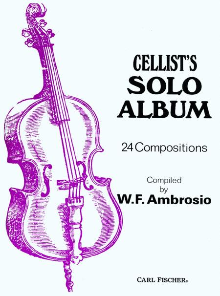 Cellist's Solo Album