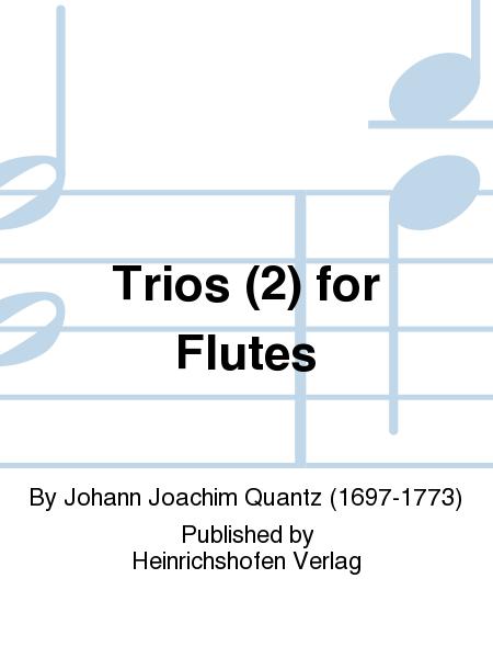 Trios (2) for Flutes
