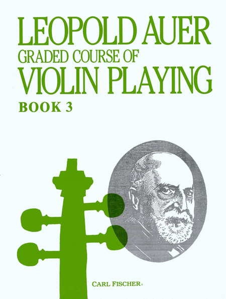 Graded Course of Violin Playing-Bk. 3-Elementary
