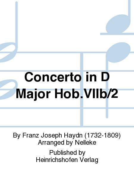 Concerto in D Major Hob.VIIb/2