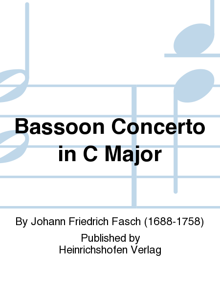 Bassoon Concerto in C Major