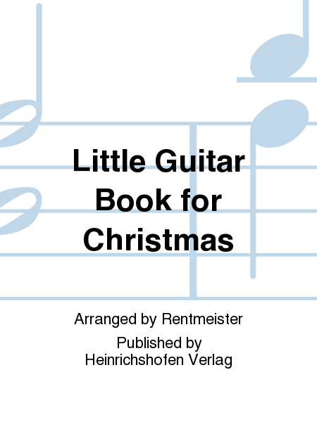 Little Guitar Book for Christmas