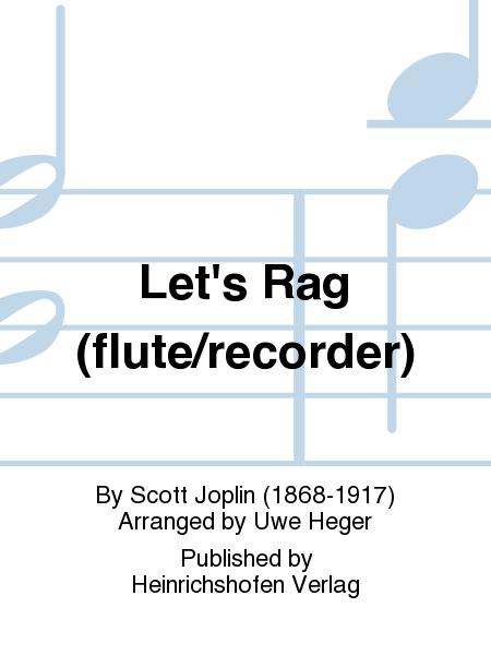 Let's Rag (flute/recorder)