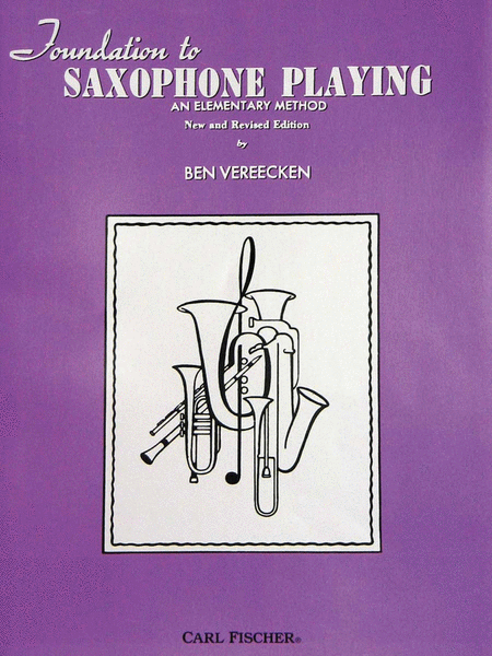 Foundation To Saxophone Playing