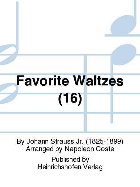 Favorite Waltzes (16)