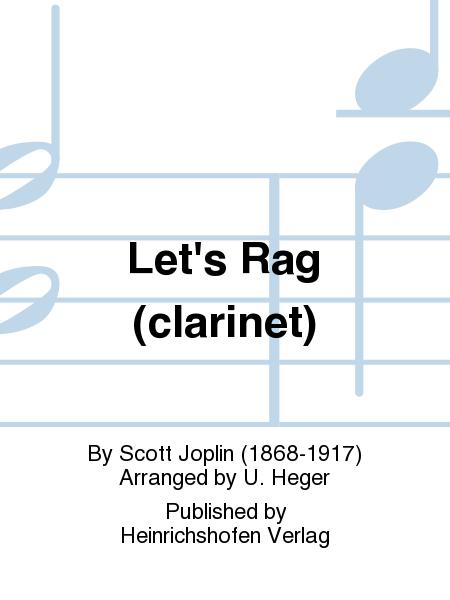Let's Rag (clarinet)