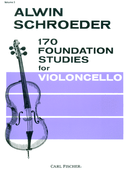 170 Foundation Studies-Volume 3
