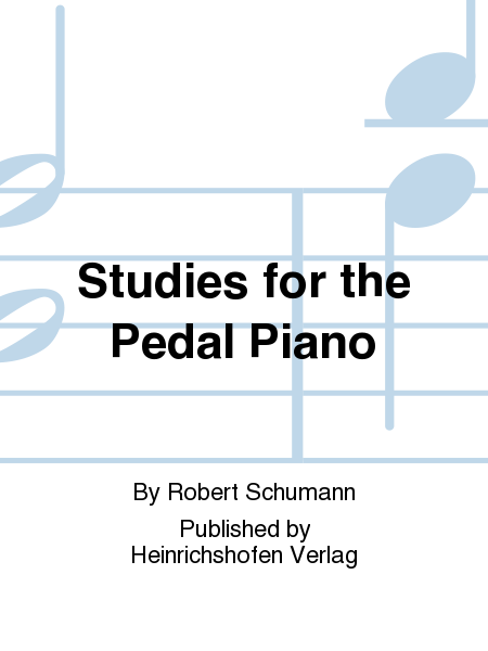 Studies for the Pedal Piano