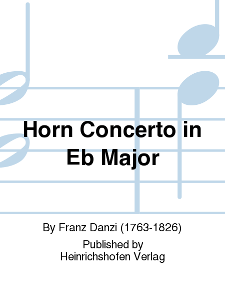 Horn Concerto in Eb Major