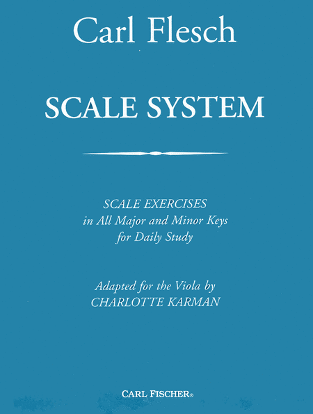 Scale System (for Viola)