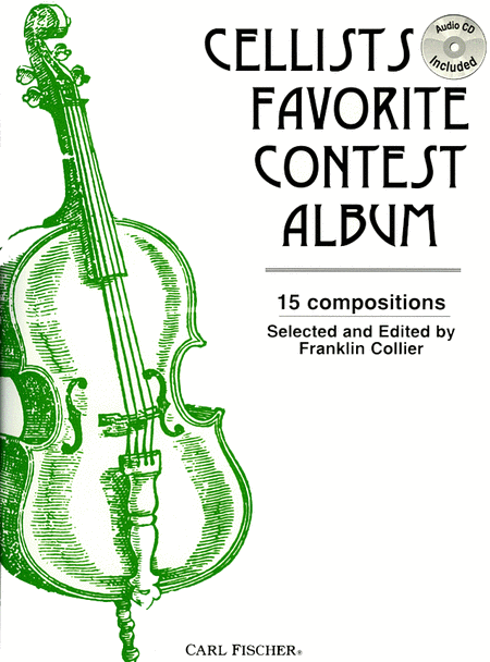 Cellists Favorite Contest Album