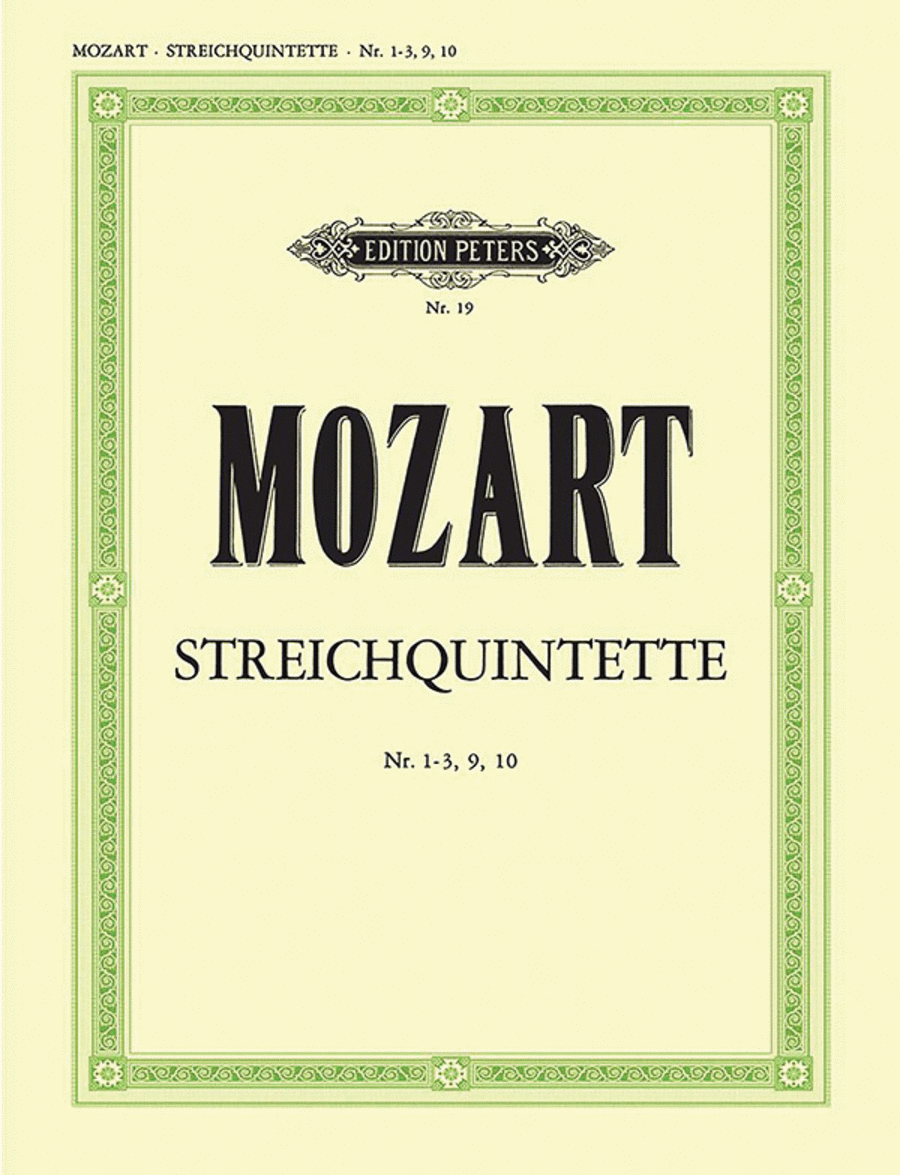 String Quintets Vol. 2