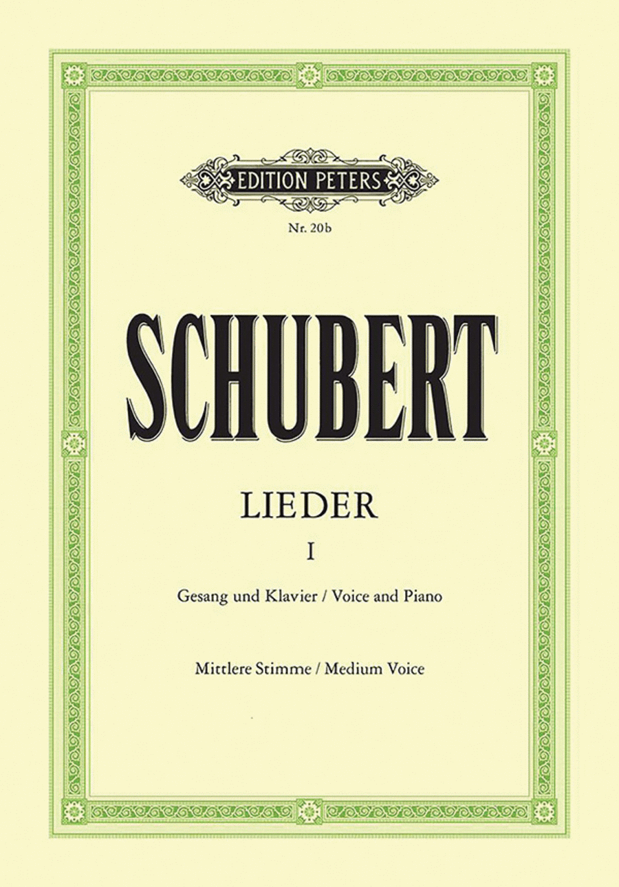 Lieder (Songs), Volume 1 - 92 Songs