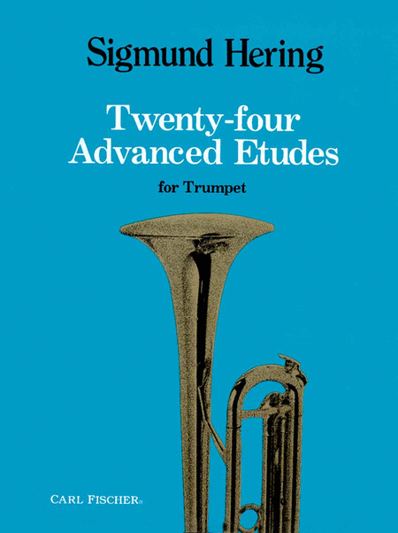 Twenty-Four Advanced Etudes