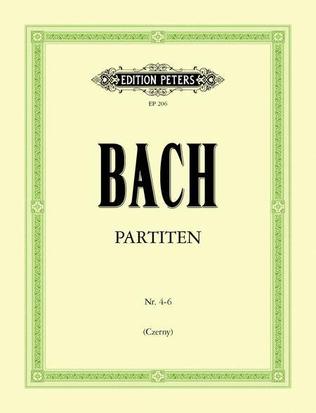 Partitas in 2 volumes (Vol. 2, Nos.4-6)