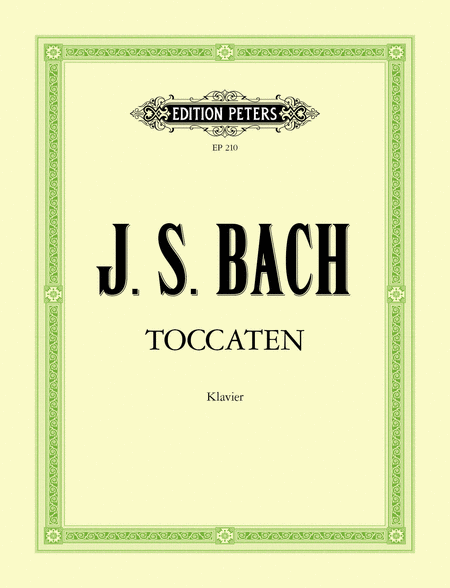 Toccatas and Fugues (4)