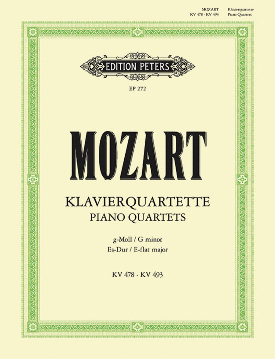 Piano Quartets (2)