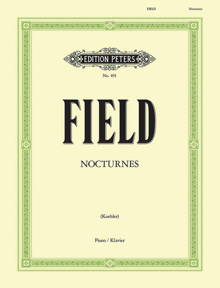 Nocturnes (complete) (Pf)