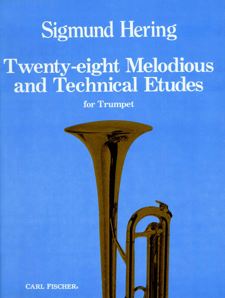Twenty-eight Melodious and Technical Etudes