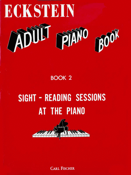 Adult Piano Book #2