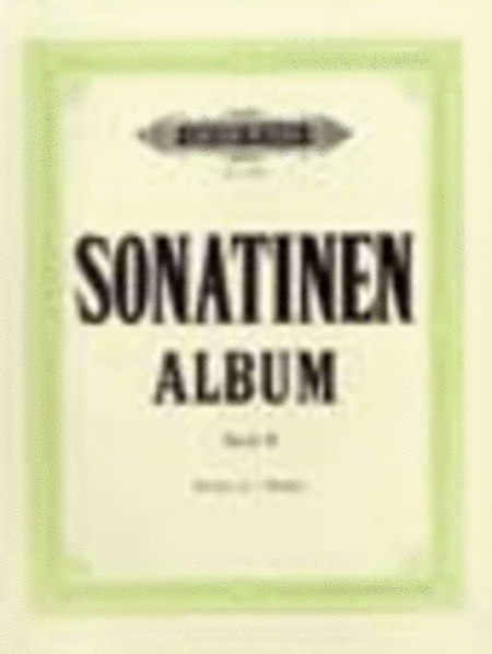 Sonatina Album, Volume 2
