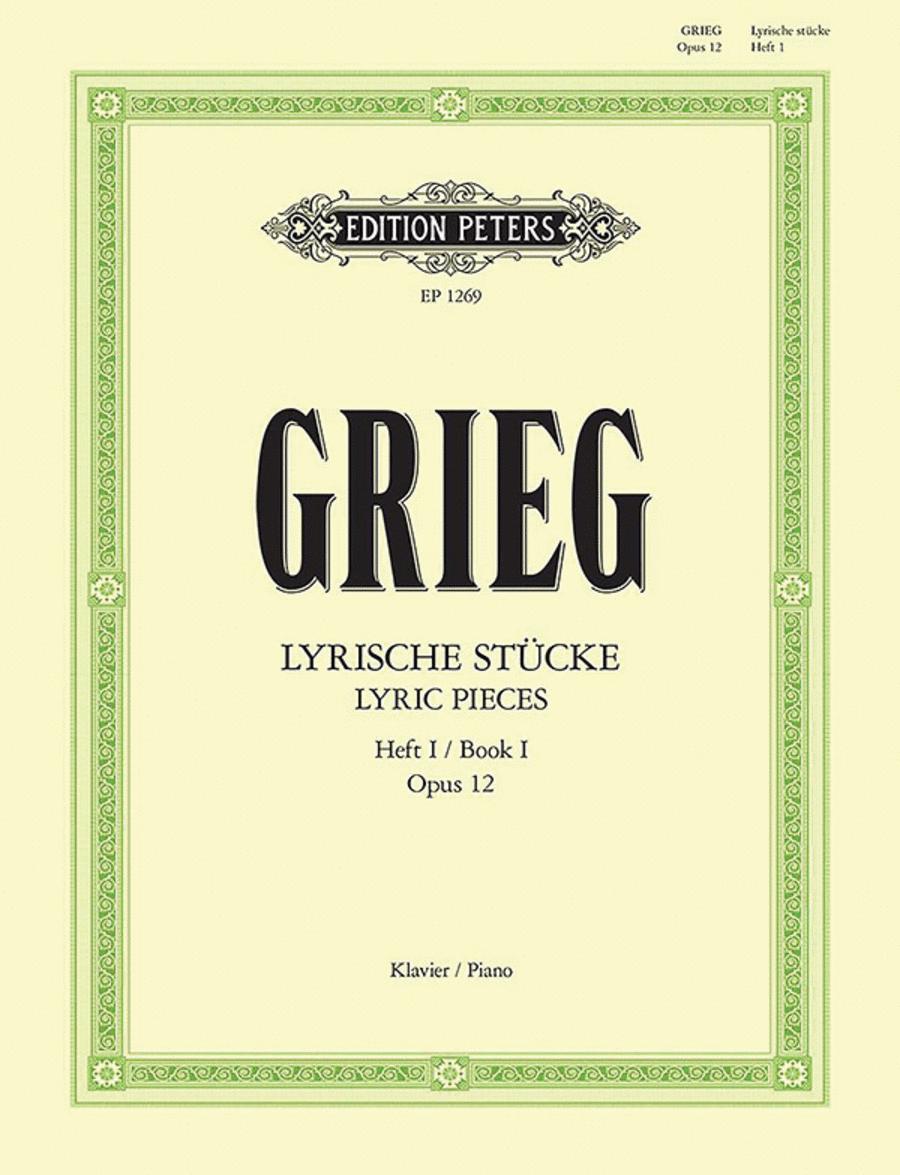 Lyric Pieces Book 1 Op. 12