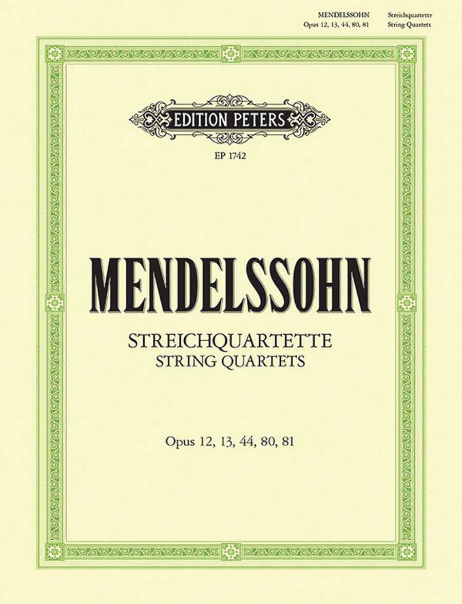 String Quartets, Complete Edition
