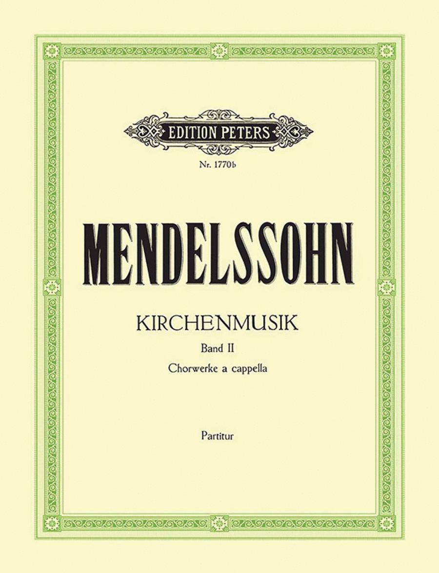 Kirchenmusik Vol II