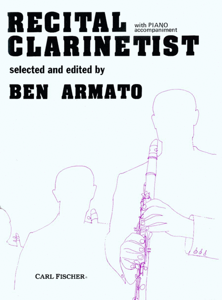 Recital Clarinetist