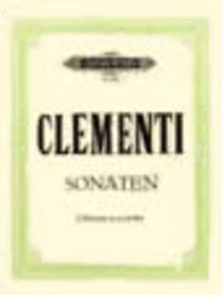 2 Sonatas in b flat, original