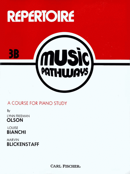 Music Pathways - Repertoire 3B