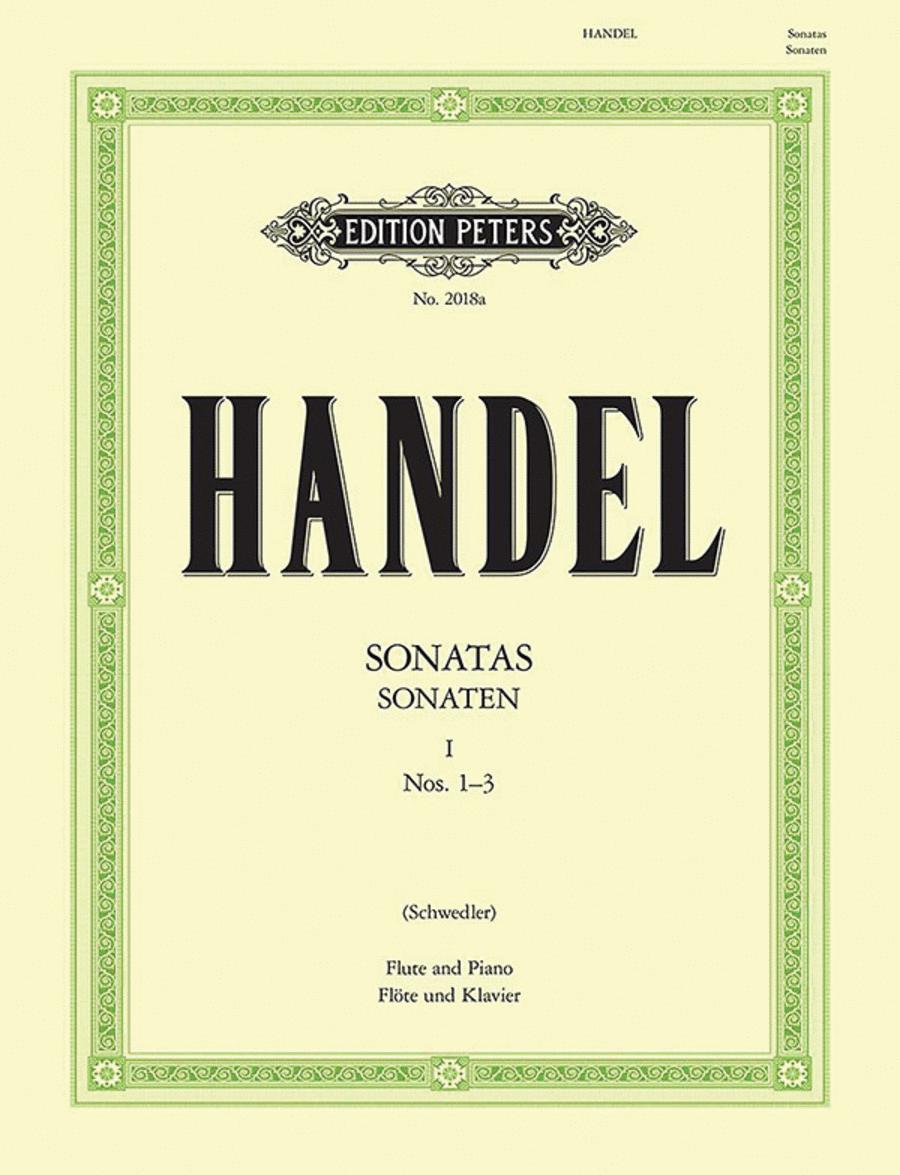 Flute Sonatas Vol.1