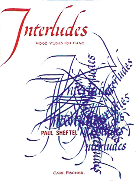 Interludes-Mood Studies for Piano