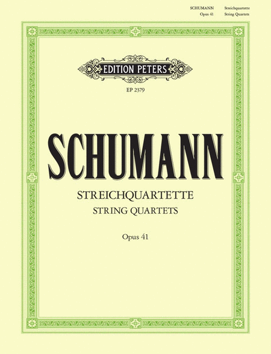 String Quartets complete