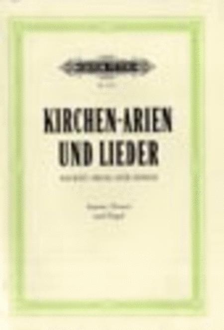 Kirchen-Arien und Lieder