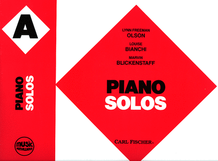 Music Pathways - Piano Solos A