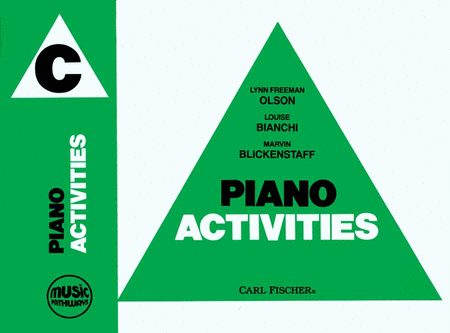 Music Pathways - Piano Activities C