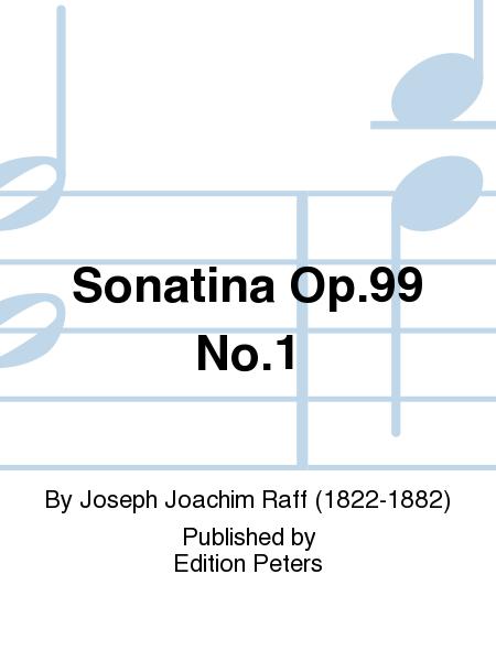 Sonatina Op.99 No.1
