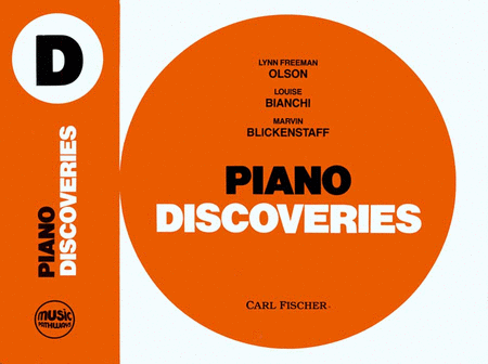 Music Pathways - Piano Discoveries D