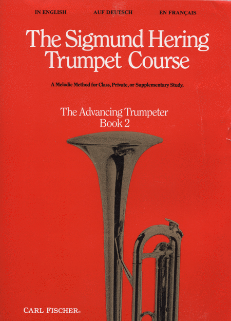 The Sigmund Hering Trumpet Course - Book 2