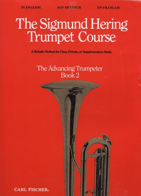 The Sigmund Hering Trumpet Course - Book 2