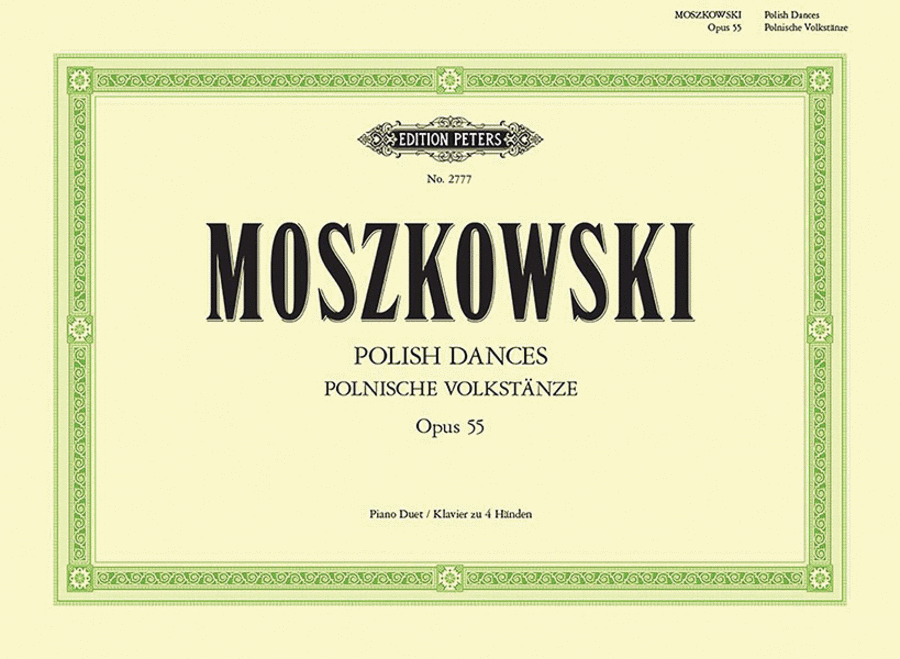 Polish Dances Op. 55