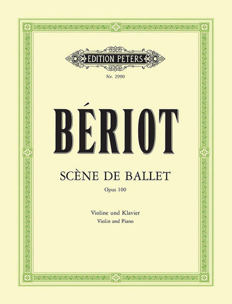 Scene de Ballet Op. 100