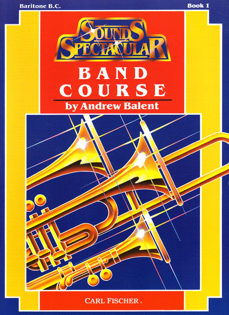 Sounds Spectacular Band Course-Bk. 1