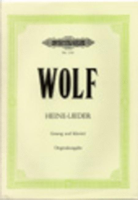 Heine-Lieder; 7 Songs