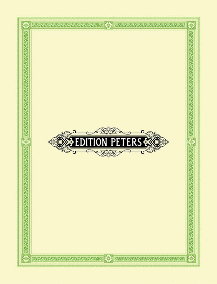 String Quartet No. 2 in F Op. 22