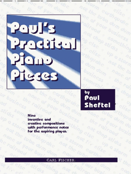 Paul's Practical Piano Pieces